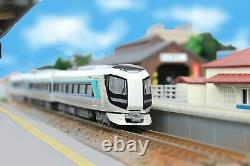 Z gauge Tobu Series 500 train express Liberty starter set G006-1 model rail